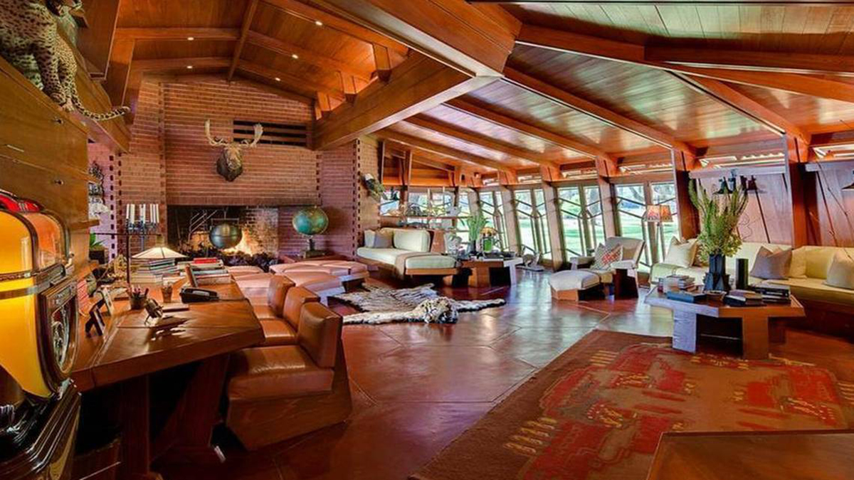Frank Lloyd Wright Rarely Seen Frank Lloyd Wright Home Opens For Annual Tours