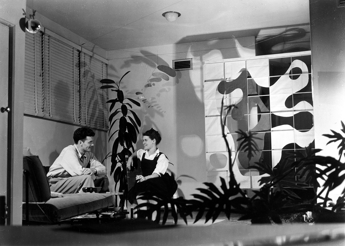 Ray And Charles Eames Ray And Charles Eames Come Alive In Oakland Exhibit