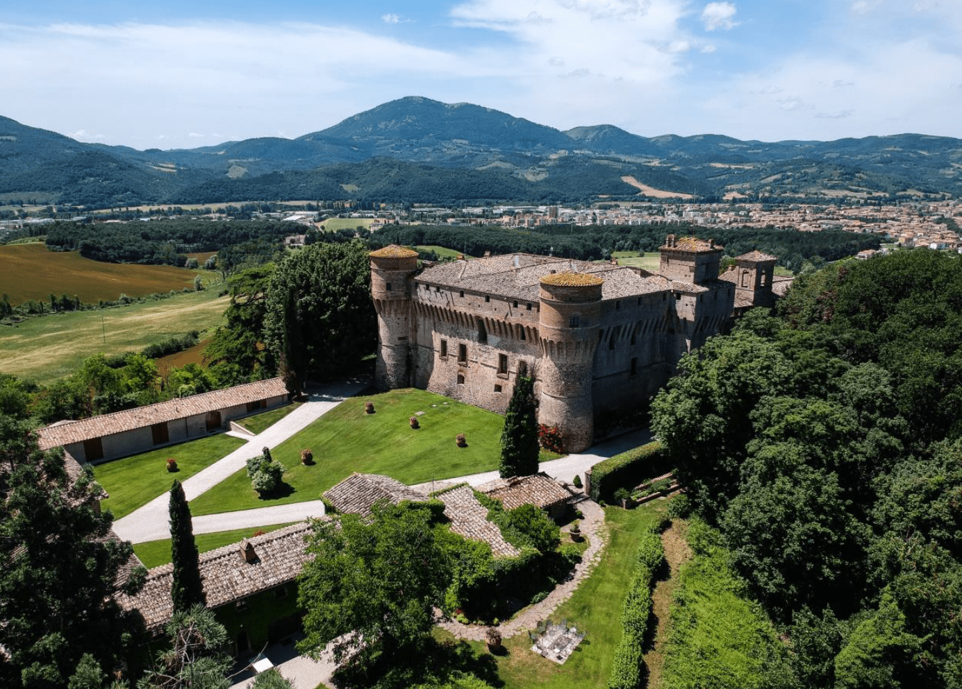Arte Povera Umbria Awardees Announced For Italy S Wojr Civitella Ranieri Architecture