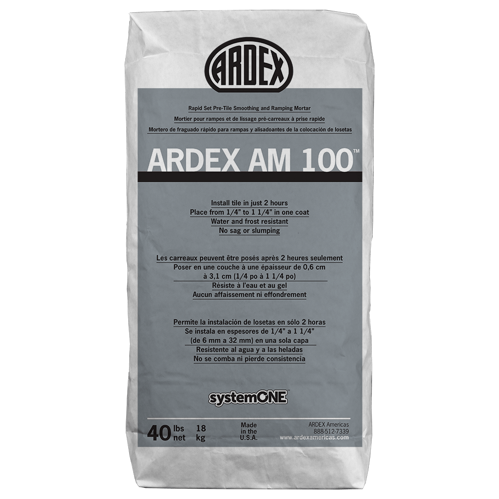 2 Für 1 Ardex Am 100 A Pre Tile Smoothing And Ramping Mortar