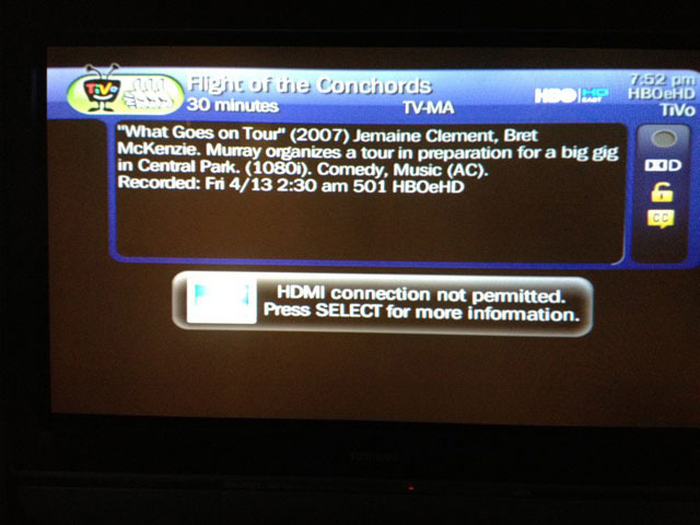 Copy protection means some DirecTV subs will need new gear to watch