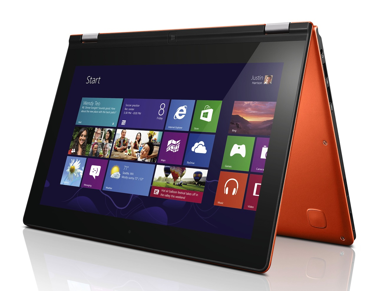 Laptop Tablett Lenovo Unveils Slew Of Tablets With Keyboards Laptops