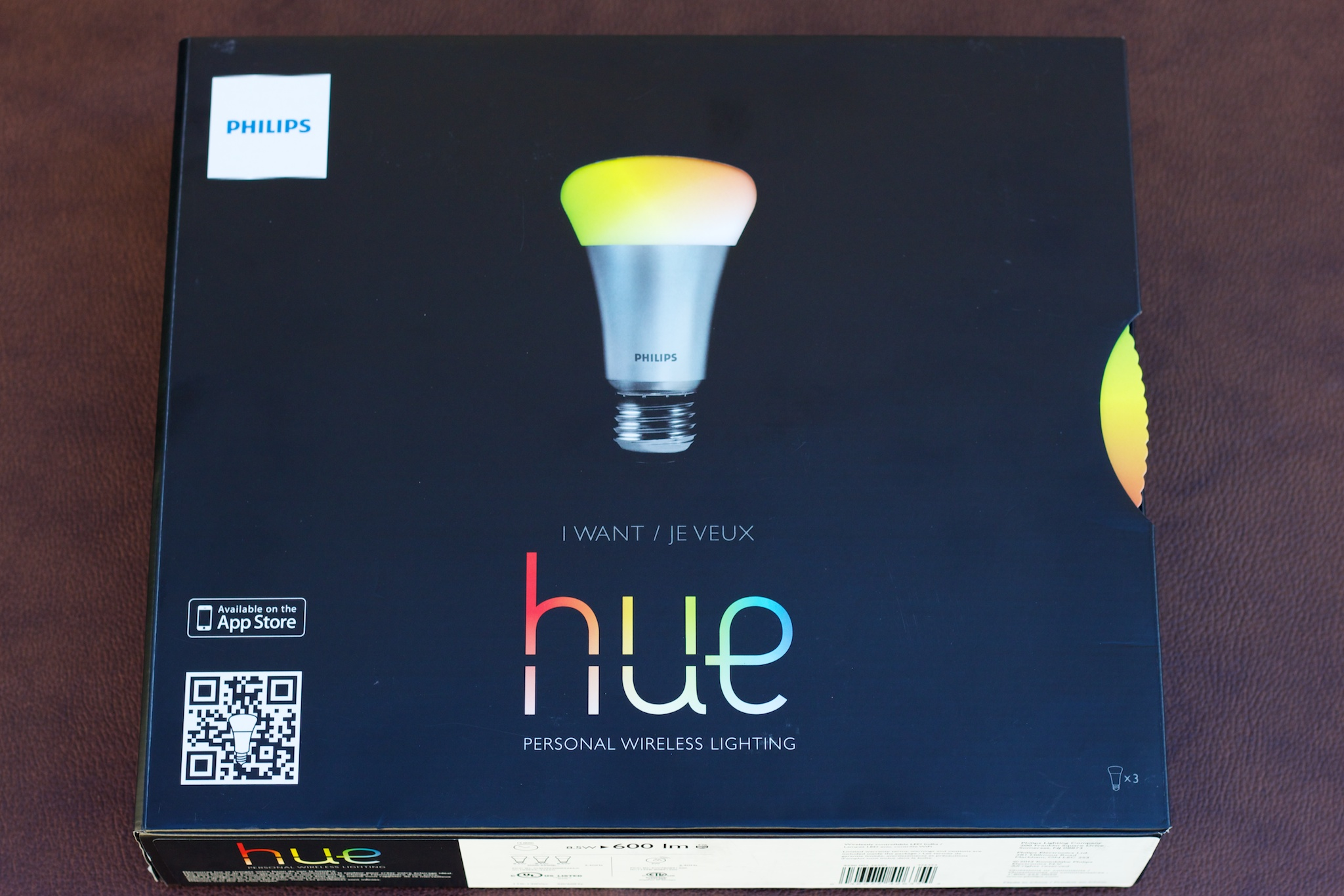 Hue Philips App In Living Color Ars Reviews The Hacker Approved Philips Hue Leds