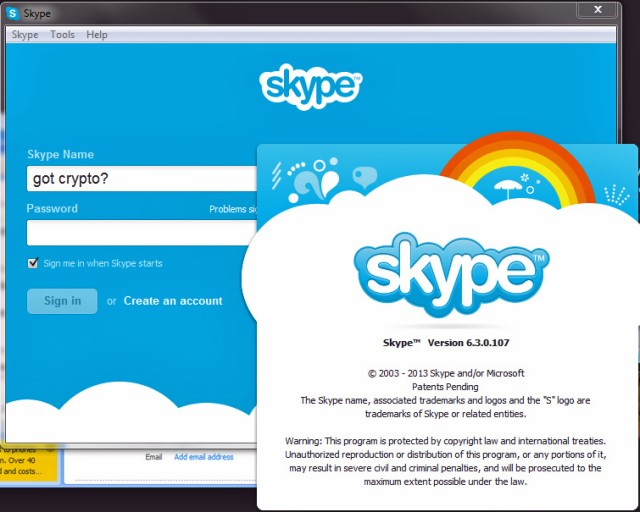 Think your Skype messages get end-to-end encryption? Think again