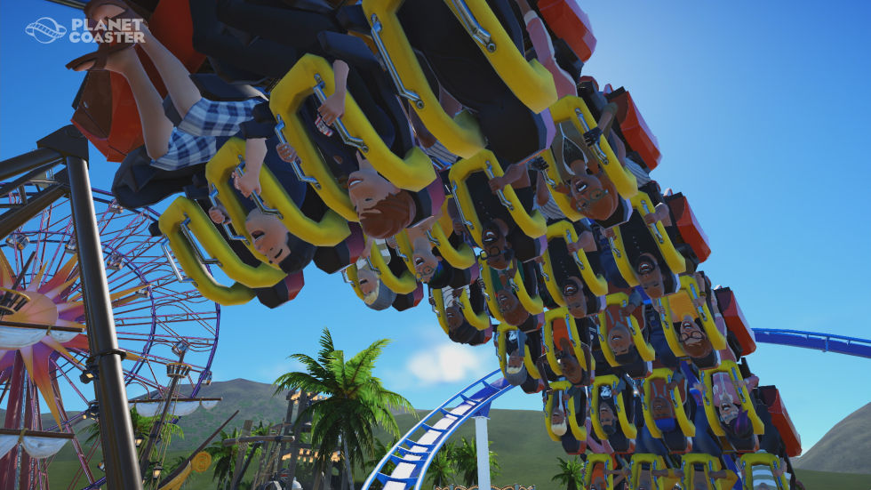 1080p Car Wallpaper Pack Planet Coaster A Theme Park Sim So Good Its Developers