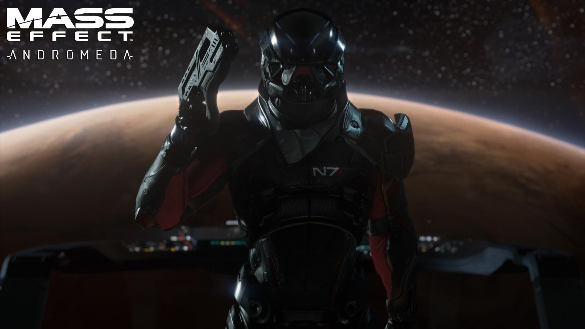 Mass Effectandromeda Mass Effect Andromeda Will Be Released In March Ars Technica