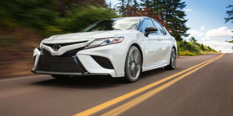 The 2018 Toyota Camry might be proof most people don\u0027t care about