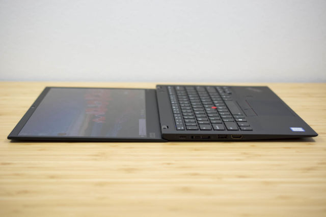 ThinkPad X1 Carbon 2018 review The only laptop in a professional\u0027s