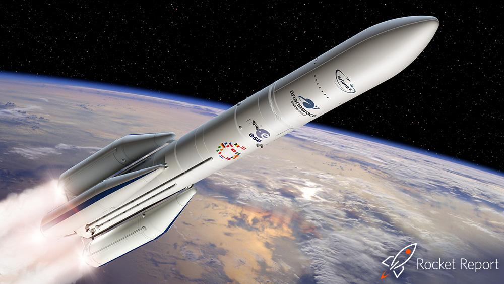 Rocket Report Vega soars, Delta 2 end nears, hearing a Falcon Heavy