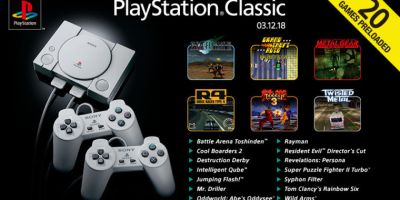 PlayStation Classic's full game list announced, and it might annoy you | Ars Technica