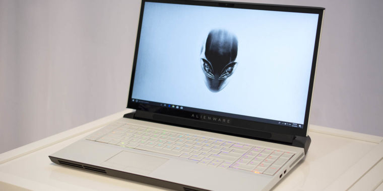Dell at CES 2019 new Alienware Area-51m laptop, Dell G gaming