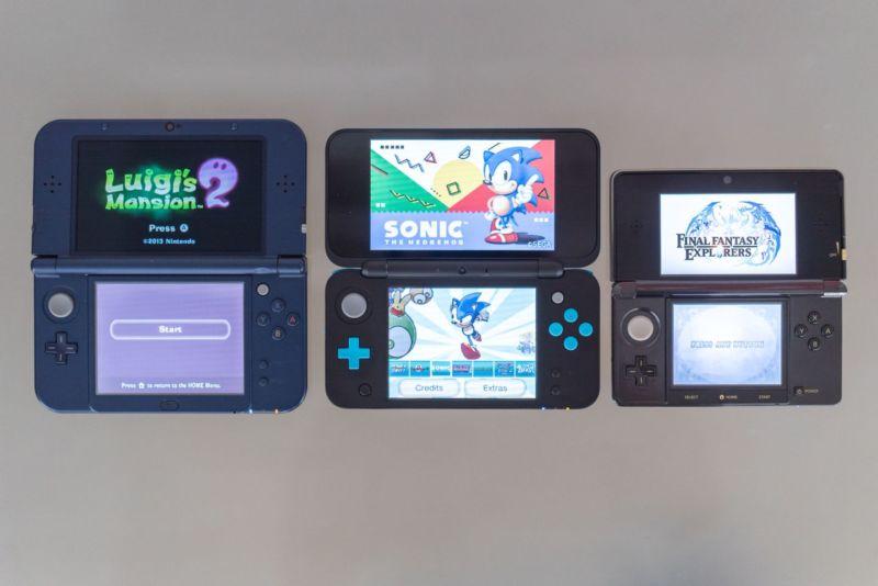 Nintendo 3DS sales falling \u201cfaster than anticipated\u201d Ars Technica