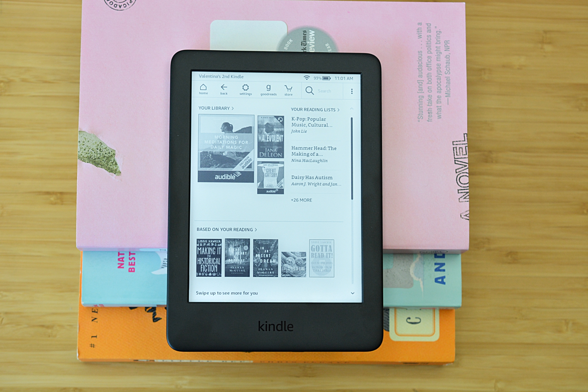 Amazon Audible Login Guidemaster The 5 Best E Readers You Can Buy In 2019 Ars