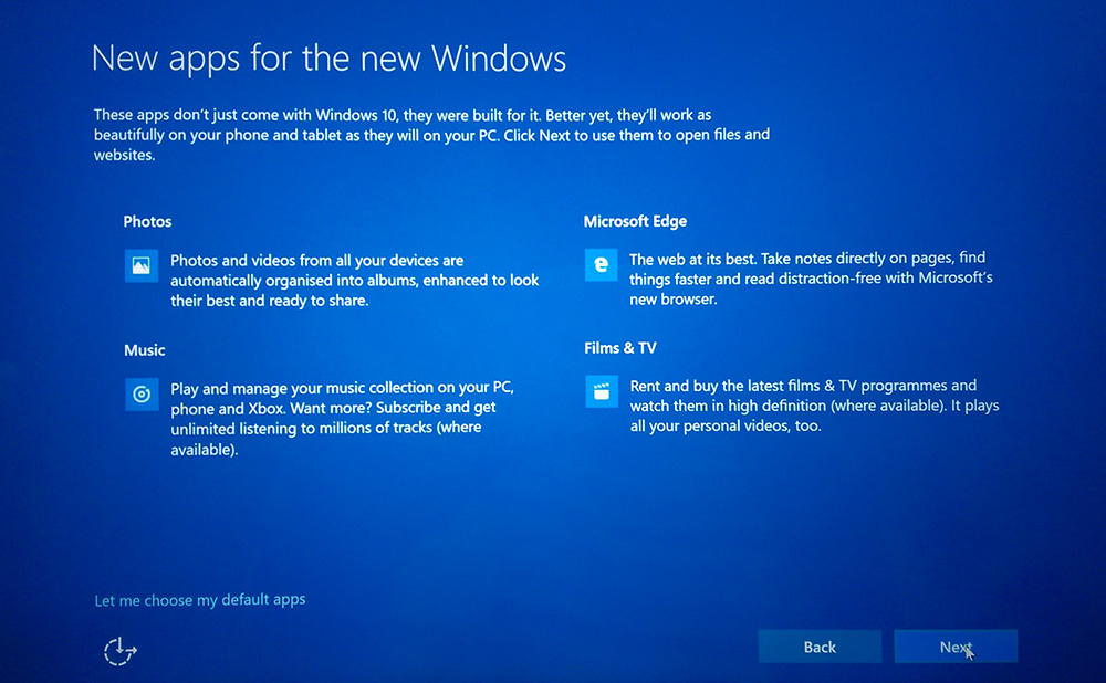 Windows 10 upgrade resets your default browser to Edge; Mozilla is