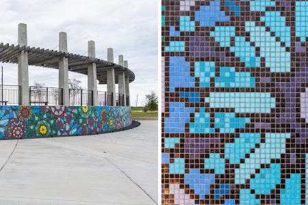 Artaic Custom Mosaic Tile Made Simply Beautiful