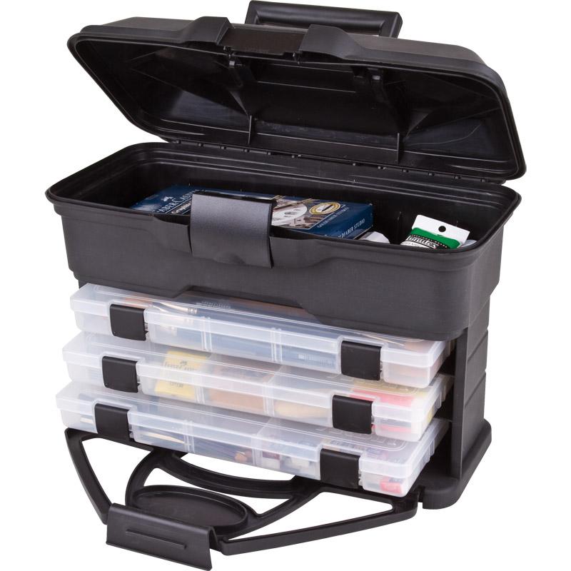 Artbin Solutionstm Cabinet Black Art Storage Boxes