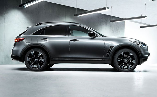Fall In Love Again Wallpapers 2015 Infiniti Qx70 S Driven Rides Magazine