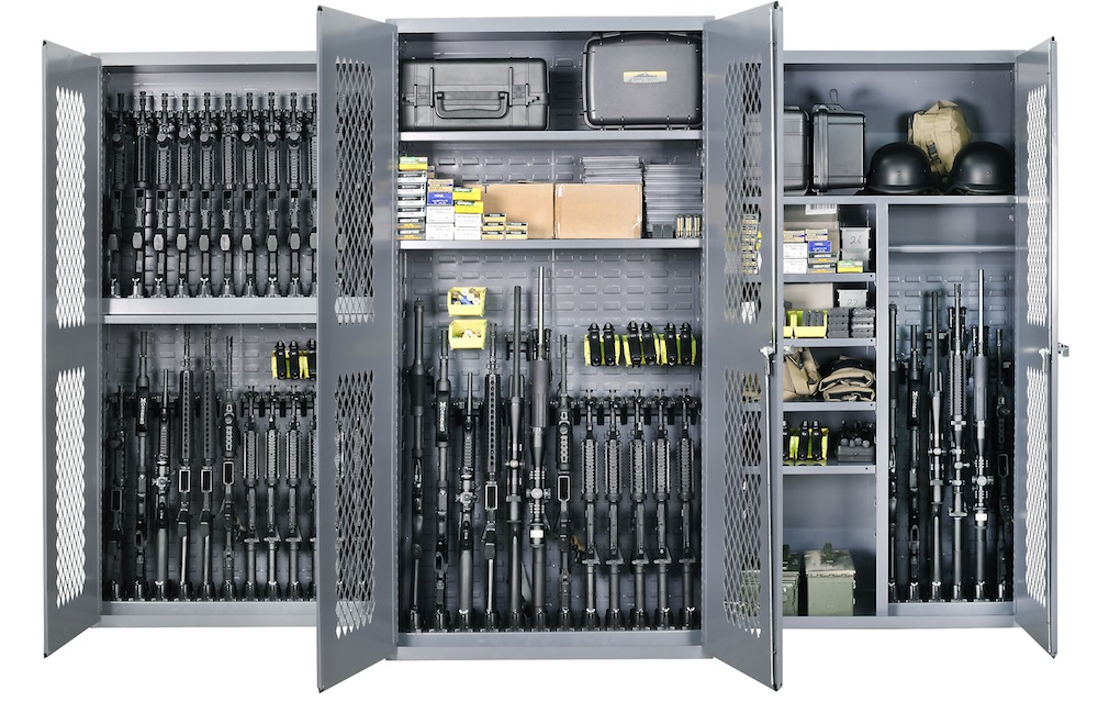 Tactical Gear Storage System