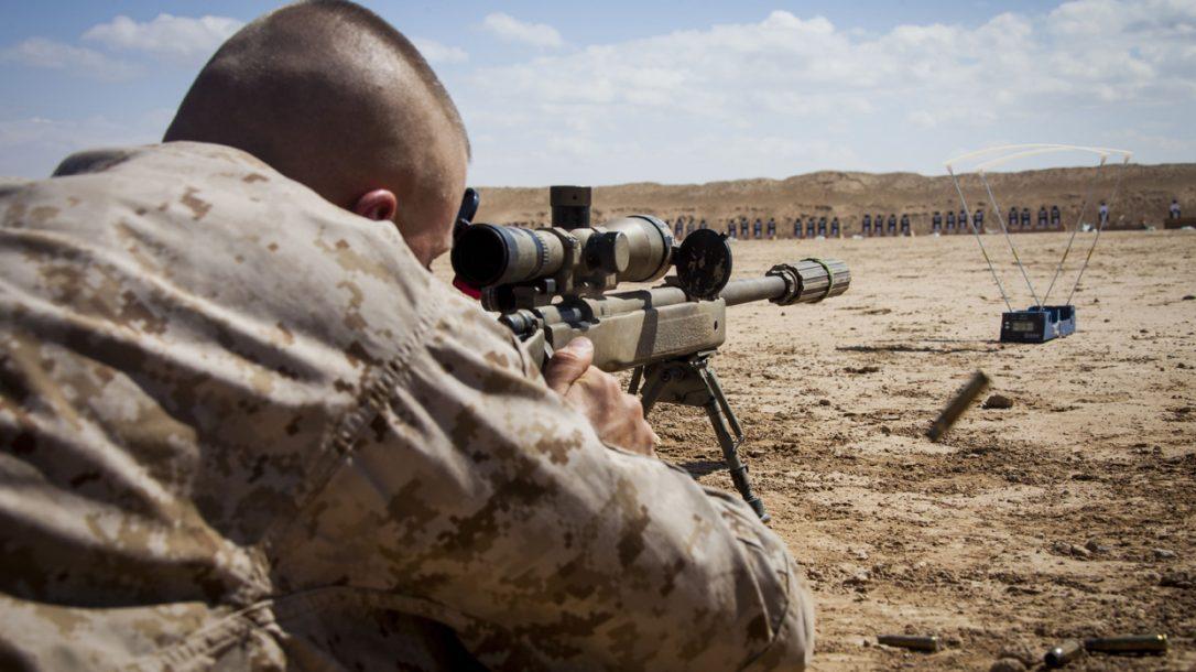 Preview USMC Scout Sniper School