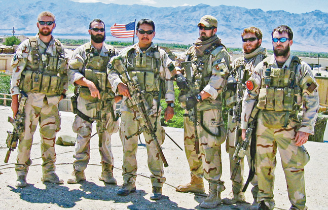 Operation Red Wings Navy SEALs  Army Special Forces