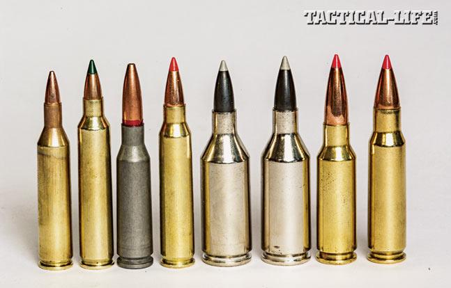 Beyond the 223 Alternative Cartridges for the AR Platform Roundup
