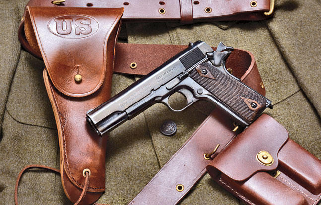 Top 8 Wartime Holsters