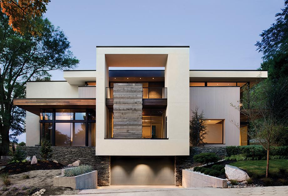 3d Brick Wallpaper Philippines A Look Inside 3 Modern Homes In Atlanta Atlanta Magazine
