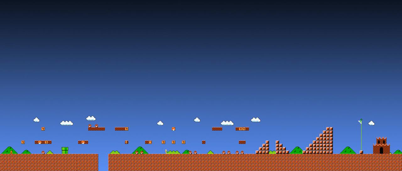 Microsoft Animated Wallpaper 191 C 243 Mo Se Cre 243 El Nivel 1 1 Del Primer Mario Miyamoto Lo