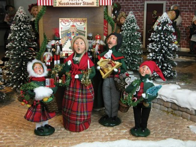 Buyer\u0027s Choice Christmas Carolers PRICES RANGE DEPENDING ON STYLE in