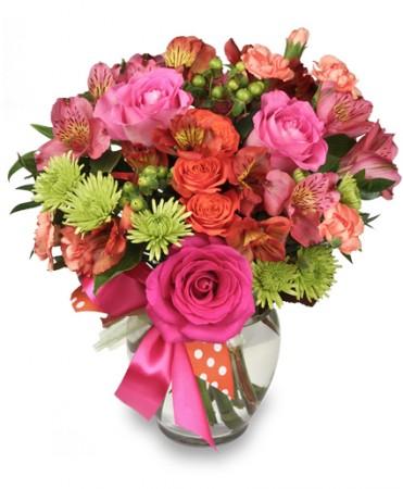 Language of Love Spring Flowers in Van Alstyne, TX - MIDWAY FLORAL