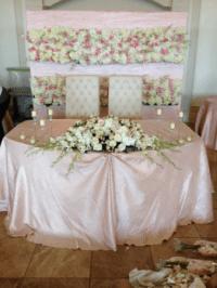 Sweetheart Table Centerpiece Table Centerpiece in Darien ...