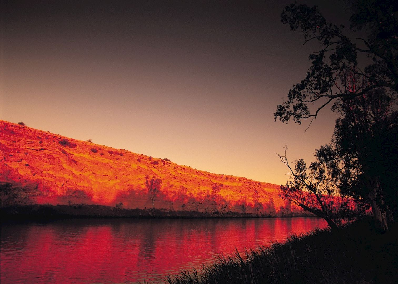 Tom Talor Visit Murray River On A Trip To Australia | Audley Travel