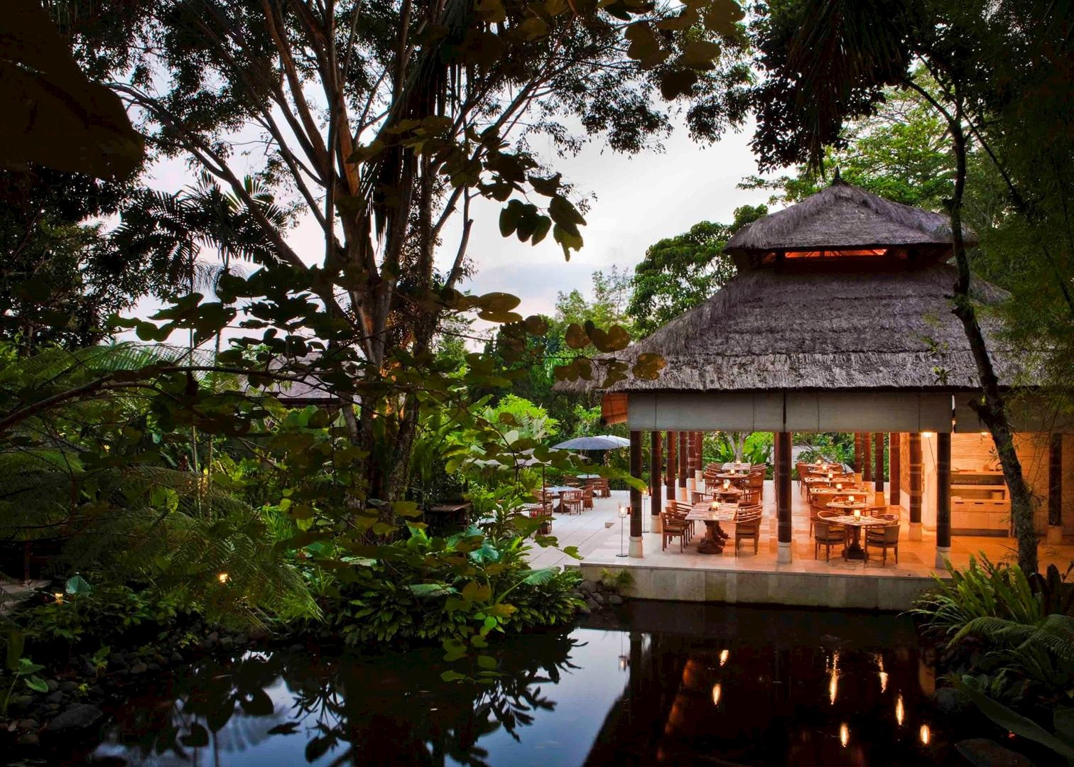 Cucina Uma Ubud Uma By Como Hotels In Ubud Audley Travel