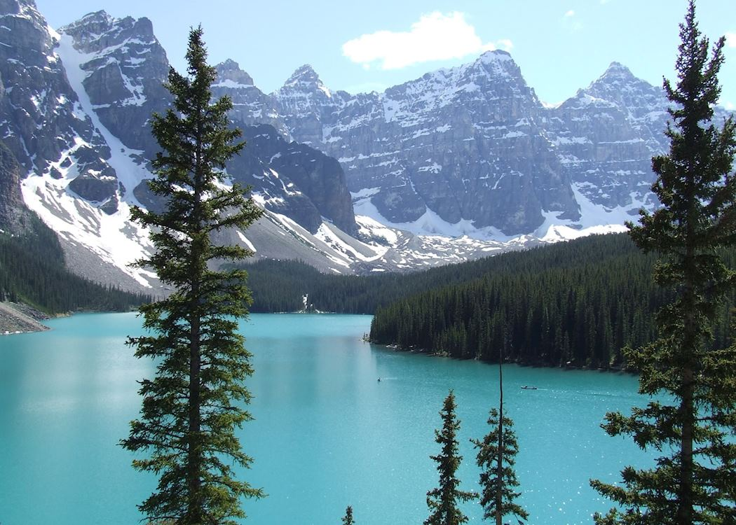 Moraine Grind Moraine Lake Lodge | Hotels In Lake Louise | Audley Travel