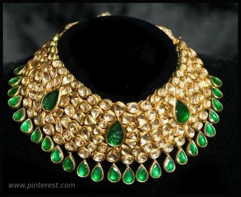 Everything You Need To Know About Kundan Jewellery