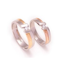 Buy Diamond Ring With Platinum | Platinum Ring price