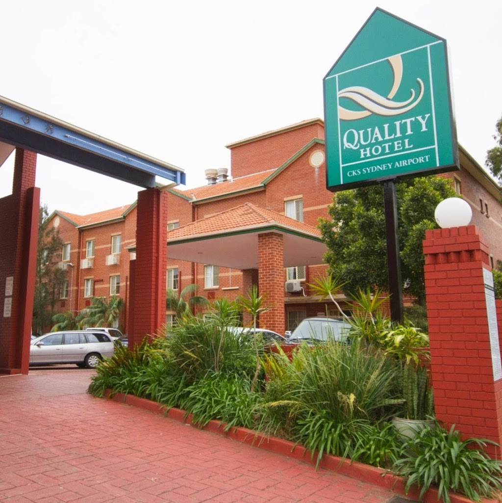 Mercure Hotel Sydney Airport Quality Hotel Cks Sydney Airport Lodging 35 Levey St Wolli