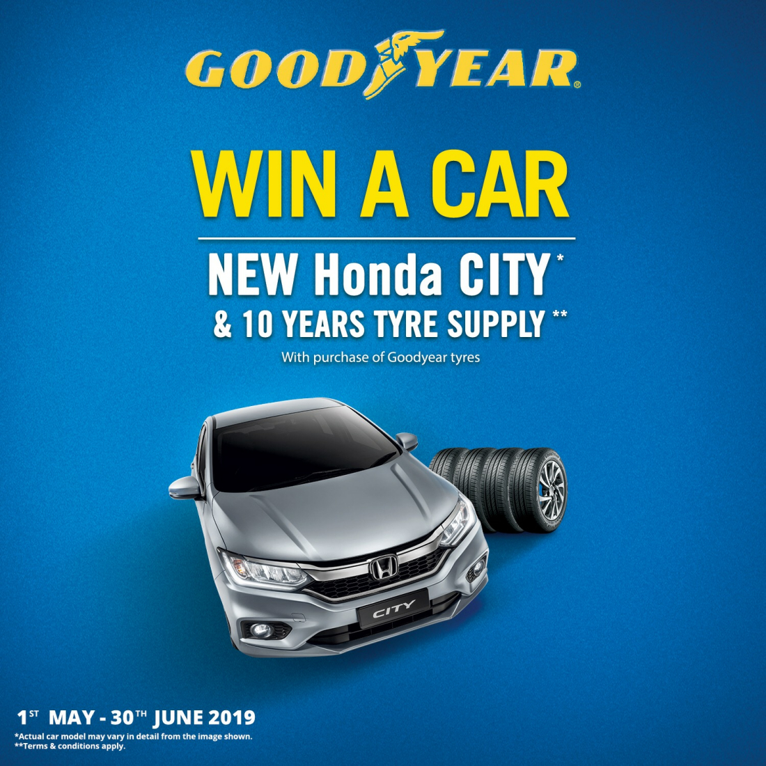Goodyear Tyres Goodyear Malaysia Ramadhan And Hari Raya Promotion Offers Up A