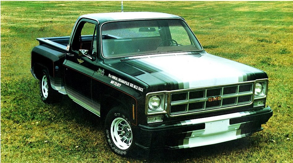All of 73-87 Chevy and GMC Special Edition Pickup Trucks Part I