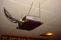 DIY screen and ceiling mount - $40 - AVS Forum | Home ...