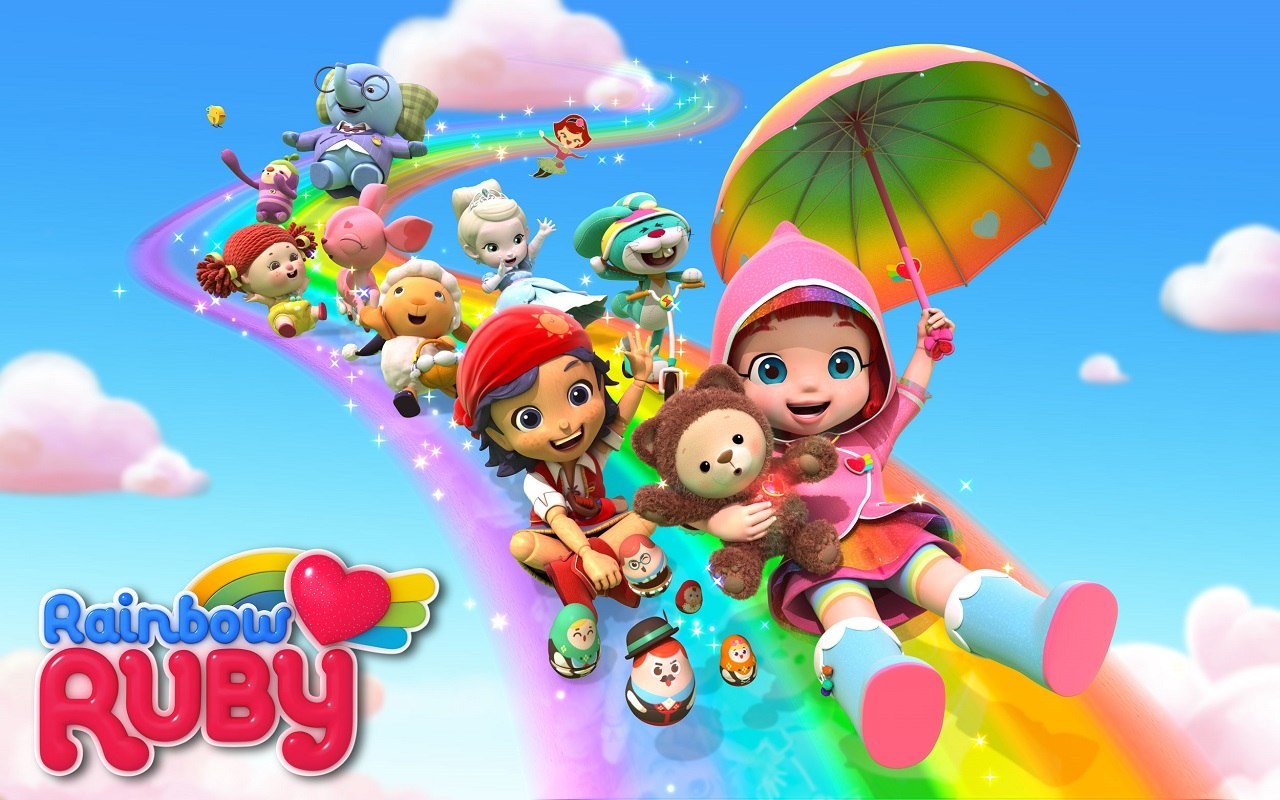 Dragon Wallpaper 3d Hd Unesco Partners With Cj E Amp M On Rainbow Ruby Animation