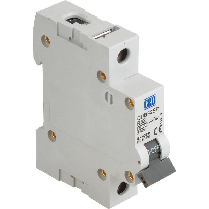 Mini Circuit Breaker MCB Schneider Electric, Wylex  More