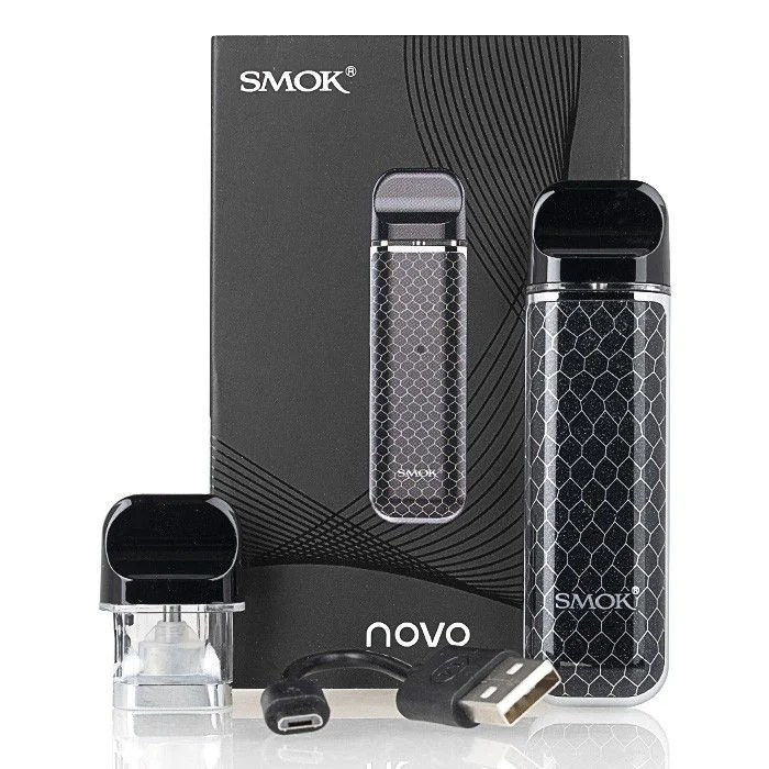 Elite Mini Vape Pod System Novo 450mah Smok Elite Smoke Cigarro