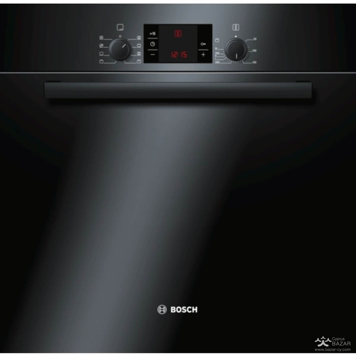 Bosch Hbg655bs1 Bosch Hba23b263 Built In Electric Oven 66ltrs Lazanias Miele
