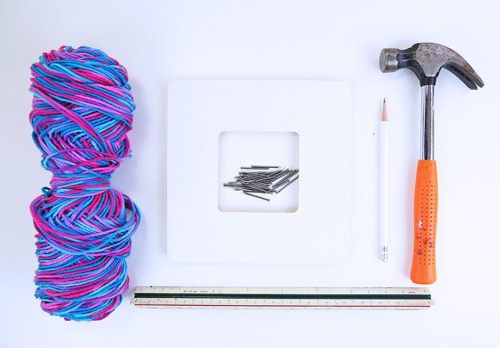 Math Art Idea Explore Geometry Through String Art