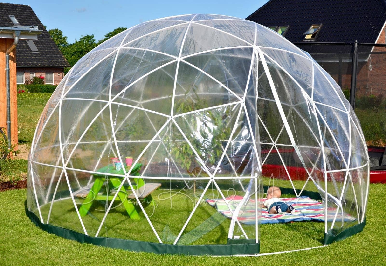 Garteniglo Igloo Wintergarten Home Ideen