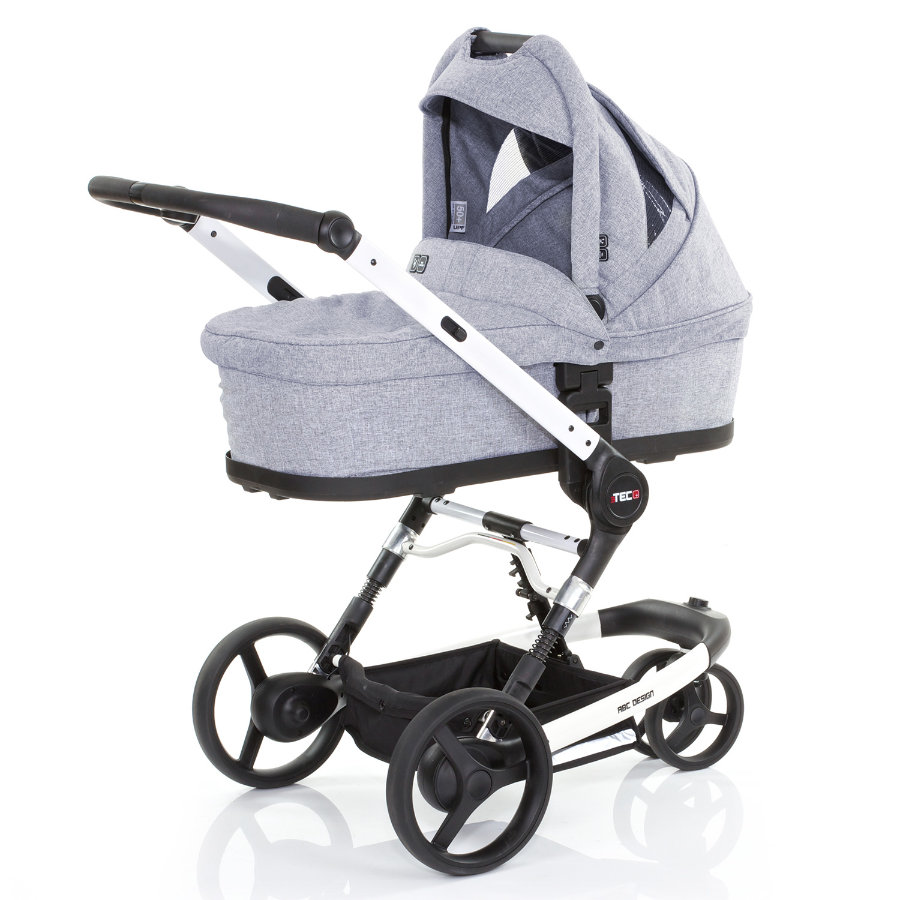 Tweeling Kinderwagen Abc Zoom Abc Design Combikinderwagen 3 Tec Graphite Collectie 2015