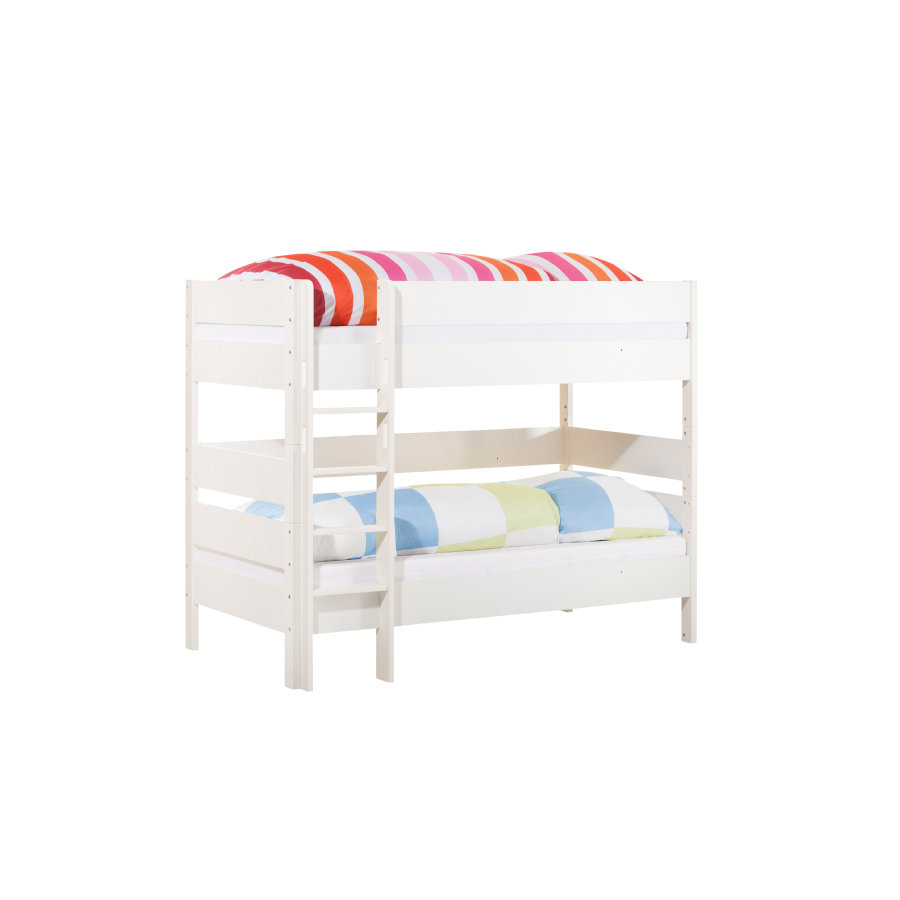Lit Superpose Blanc Geuther Lit Superposé Enfant Blanc 162