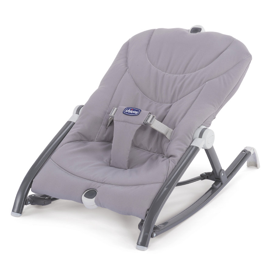 Chicco Sessel Twist Chicco Schaukelwippe Pocket Relax Grey