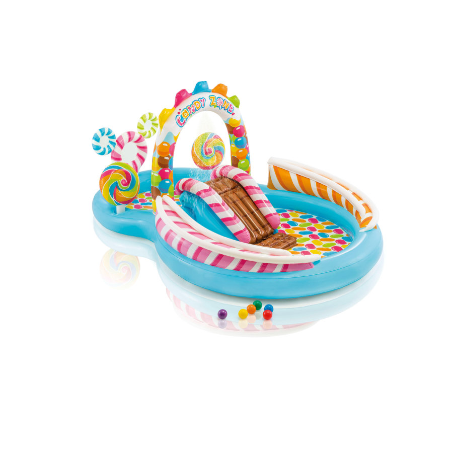 Klein Intex Zwembad Intex Pool Zwembad Playcenter Candy Zone